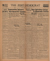 Post-Democrat (Muncie, Ind.) 1944-10-06, Vol. 25, No. 19