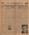 Post-Democrat (Muncie, Ind.) 1944-10-13, Vol. 25, No. 20