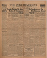 Post-Democrat (Muncie, Ind.) 1944-11-03, Vol. 25, No. 21
