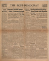 Post-Democrat (Muncie, Ind.) 1947-08-29, Vol. 28, No. 39