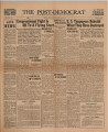 Post-Democrat (Muncie, Ind.) 1947-09-05, Vol. 28, No. 40