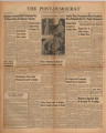Post-Democrat (Muncie, Ind.) 1950-09-08, Vol. 32, No. 27