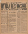 Post-Democrat (Muncie, Ind.) 1926-12-09, Vol. 06, No. 46