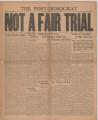 Post-Democrat (Muncie, Ind.) 1927-01-13, Vol. 06, No. 50