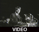 Robert F. Kennedy primary campaign address at Ball State University