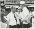 Andy Granatelli and Charlie Brockman
