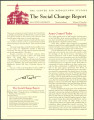 Social Change Report newsletter, Vol. 15, No. 01, 2006-01