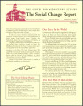 Social Change Report newsletter, Vol. 10, No. 01, 2000-01