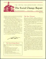 Social Change Report newsletter, Vol. 11, No. 01, 2001-01