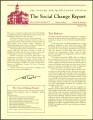 Social Change Report newsletter, Vol. 11, No. 02, 2001-07