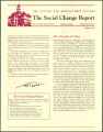 Social Change Report newsletter, Vol. 14, No. 01, 2005-01