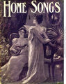 Home songs : for the piano and organ