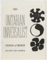 Unitarian Universalist Church of Muncie building fund campaign, 1964
