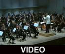 Ball State Symphony Orchestra performance