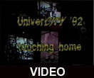 University 1992 : touching home promo