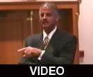 "Stedman Graham lecture ""Teens can make it happen"""