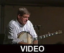 Old time banjo concert with Reed Martin