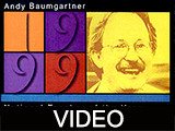 Andy Baumgartner - 1999 National Teacher of the Year