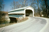 Westport Bridge over Sand Creek (Decatur County, Indiana)