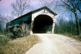 Longwood Bridge over Williams Creek (Fayette County, Indiana)