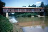 Ewing Bridge over East Fork of White River (Jackson County, Indiana)