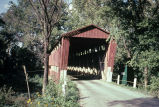 Putnamville Bridge over Deer Creek (Putnam County, Indiana)
