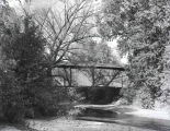 Neet Bridge over Little Raccoon Creek (Parke County, Indiana)