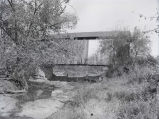 Beeson Bridge over Roaring Creek (Parke County, Indiana)