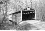 Huffman Mill Bridge over Anderson River (Spencer and Perry Counties, Indiana)