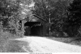 Cornstalk Bridge over Cornstalk Creek (Putnam County, Indiana)