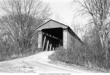 Dick Huffman Bridge over Big Walnut Creek (Putnam County, Indiana)