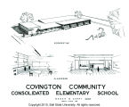 Covington, Indiana community consolidated grade school