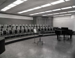 Jefferson High School (Lafayette, Indiana) music room