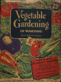 Vegetable gardening in wartime