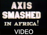 Axis smashed in Africa!