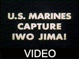 U.S. Marines capture Iwo Jima!