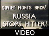 Soviet fights back! : Russia stops Hitler!