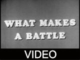 What Makes a Battle?