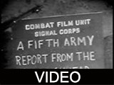 Fifth Army Report From The Beachhead, A