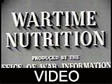 Wartime Nutrition