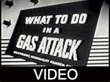 What To Do in a Gas Attack