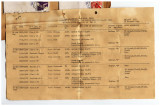 Camp Hood TD school schedule 1943-11-22
