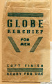 Globe handkerchief wrapper