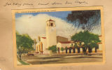 Union Station, Los Angeles postcard