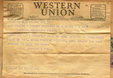 Stackhouse telegram 1943-03-01