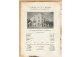 Program from Church of Christ (Long Beach, California) 1943-09-19