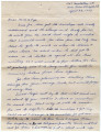 Catherine Fisher letter 1943-04-22