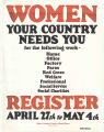 Women Your Country Needs You