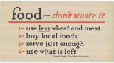 Food-Don't Waste It
