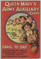 Queen Mary's Army Auxiliary Corps.